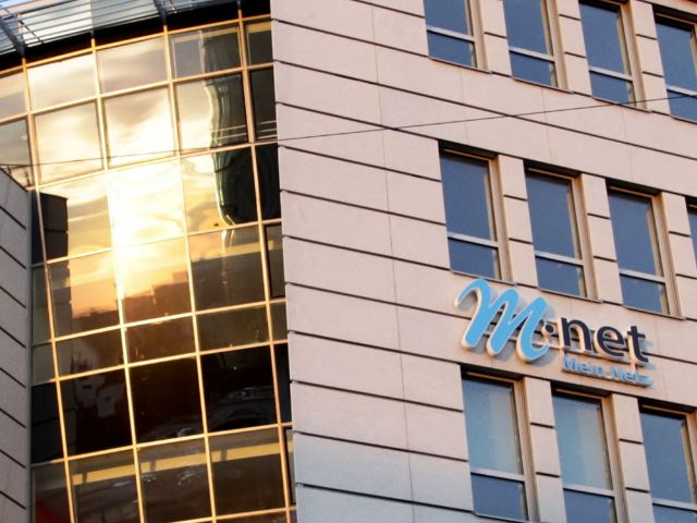 Fassade M-Net, Foto: M-net