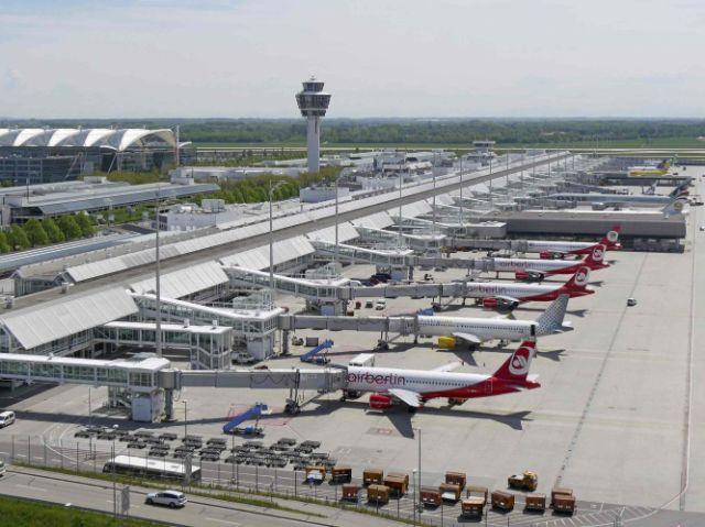 Airberlin Flughafen München