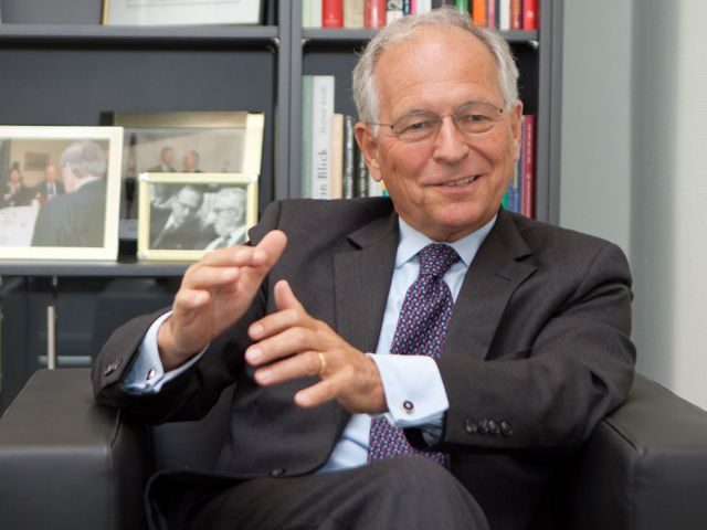 Der Leiter der Münchner Sicherheitskonferenz Walter Ischinger., Foto: MSC