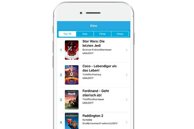 Munich SmartCity App for iPhone, iPad and Android