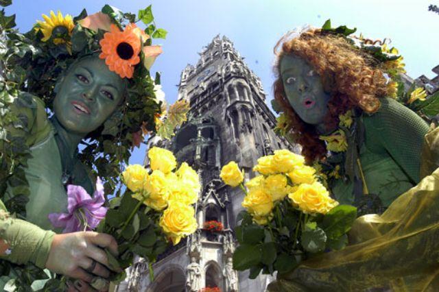 Stadtgründungsfest, Foto: Tourismusamt München