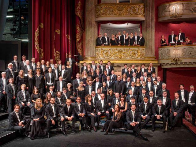 Bayerisches Staatsorchester, Foto: Myrzik und Jarisch