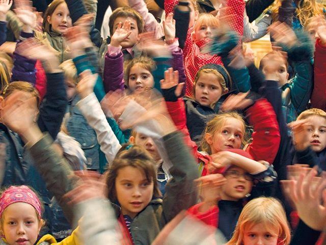 Kinder, Foto: EOM (Katharina Ebel)