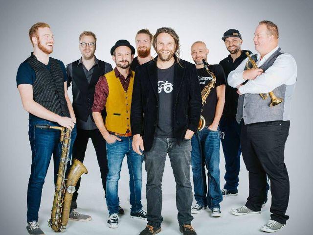 Keller Steff Big Band, Foto: Katja Münch