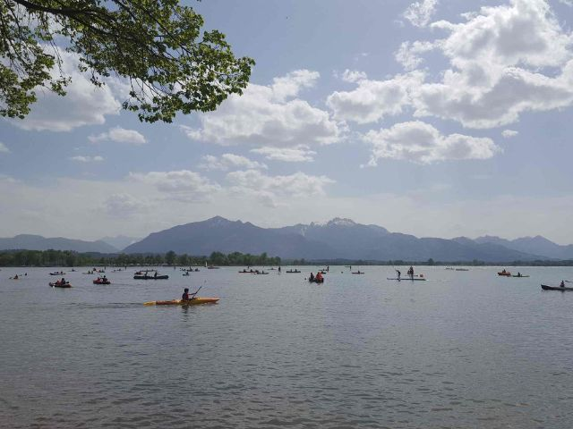 Chiemsee, Foto: Globetrotter