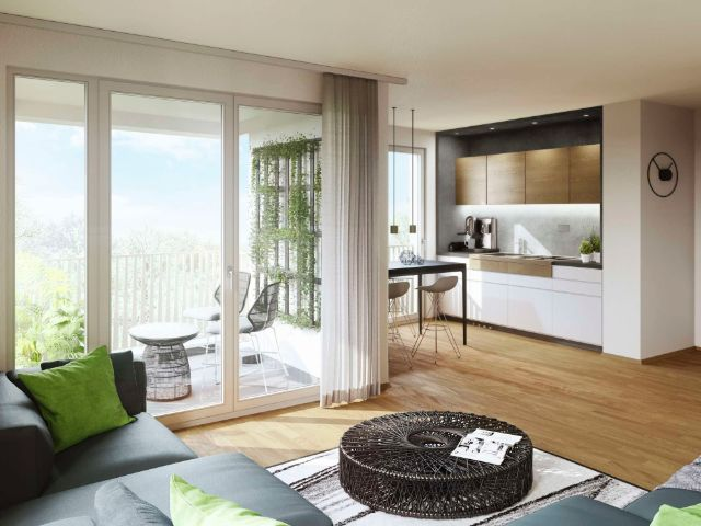 Wohnung, Illu, Foto: Terrafinanz