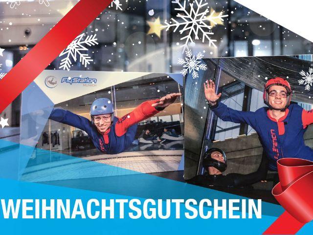 Weihnachtsgutschein Fly Station, Foto: Flystation