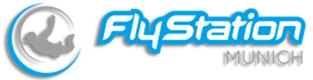 FlyStation Logo, Foto: FlyStation