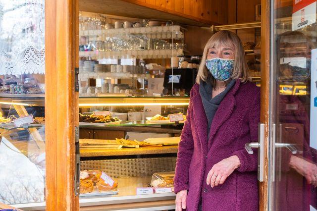 Margot von der Boulangerie auf dem Wienermarkt, Foto: Anette Göttlicher