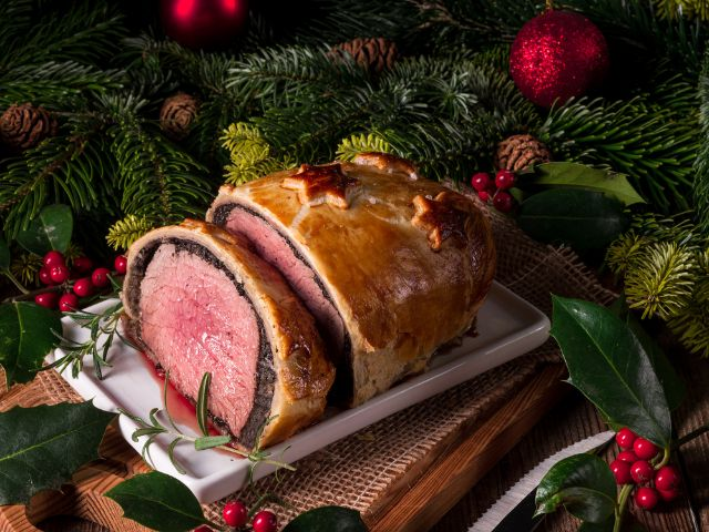 Filet Wellington, Foto: istockphoto.com/Dar1930