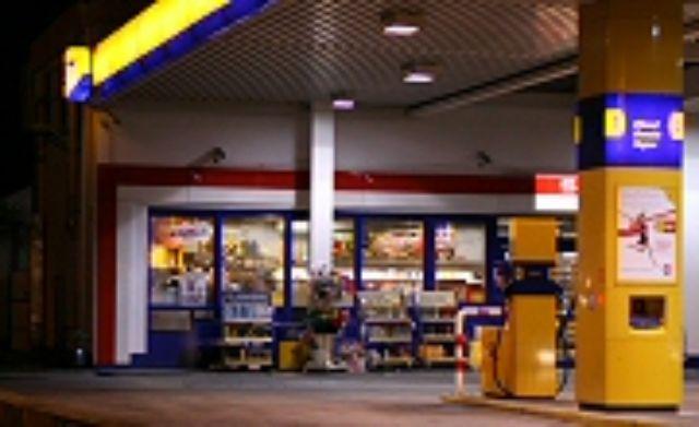 Tankstelle Landsbergerstr. 184