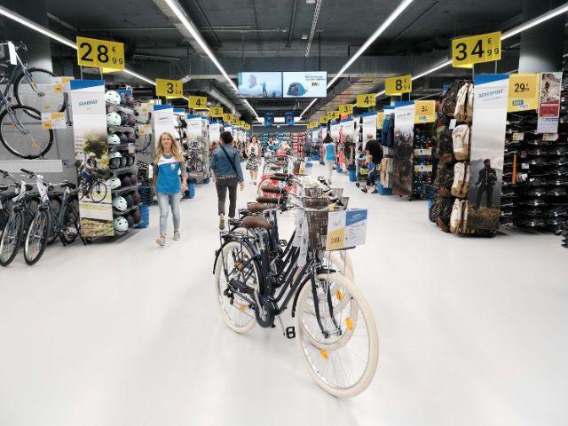 Fahrräder, Foto: Decathlon
