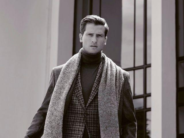 Mann in Mode von Eckerle, Foto: Eckerle