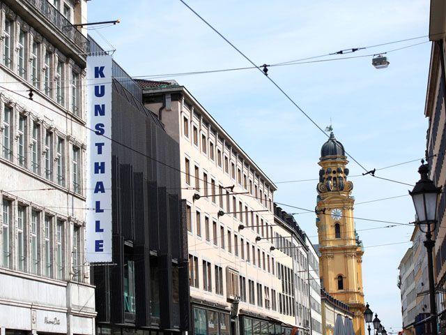 Fünf Höfe, Kunsthalle
