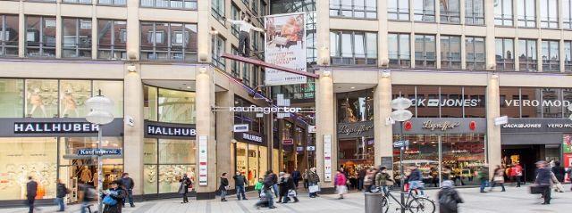 Kaufingertor, Foto: Kaufingertor