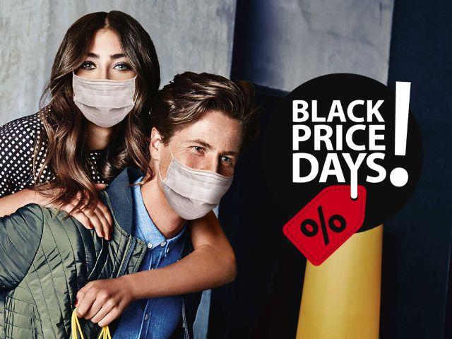Black Price Days im Olympia-Einkaufszentrum, Foto: Olympia-Einkaufszentrum