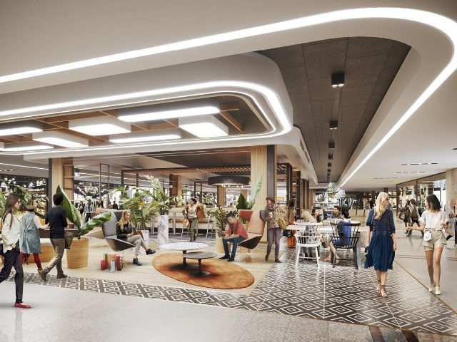, Foto: Olympia-Einkaufszentrum