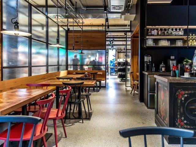 Alpina Bar, Foto: Anja Richter