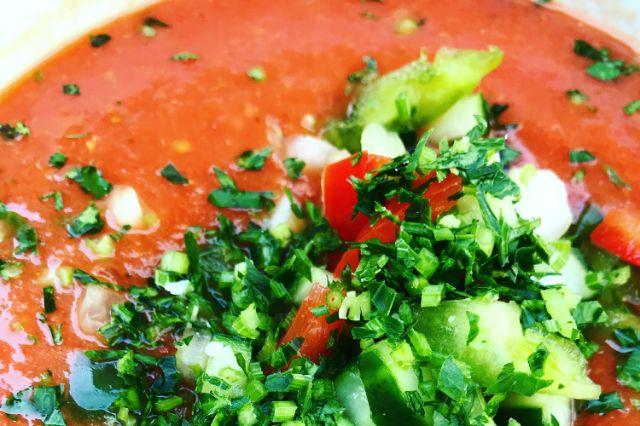 Suppe vom Viktualienmarkt, Foto: Anette Göttlicher