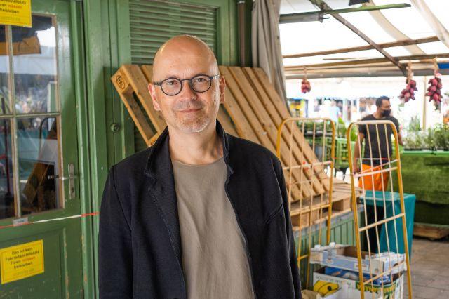 Architekt Rainer Hofmann, Foto: Anette Göttlicher