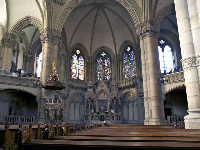 Katholische kirchen münchen