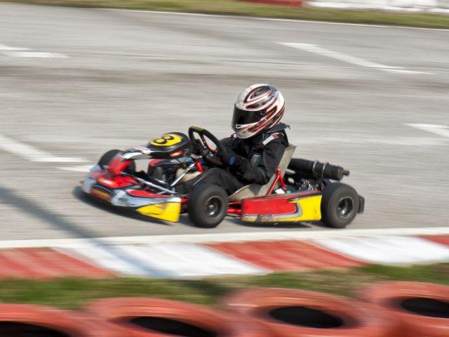 Go-Kart, Foto: ivanmiladinovic / Shutterstock.com
