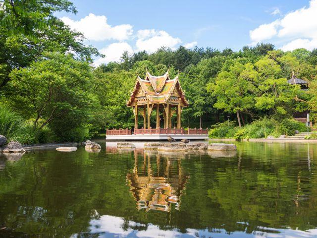 Westpark In Munchen Das Offizielle Stadtportal Muenchen De