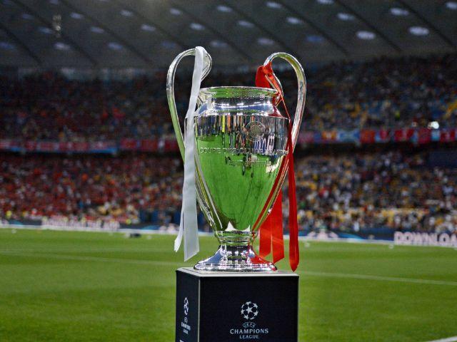 Champions League Pokal, Foto: Shutterstock
