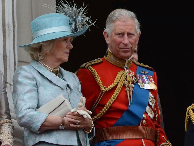 Prinz Charles und Frau Camilla