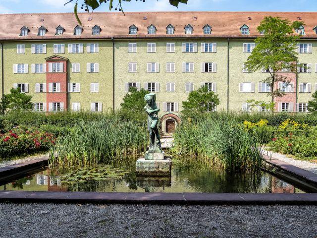 Die Siedlung Borstei in München
