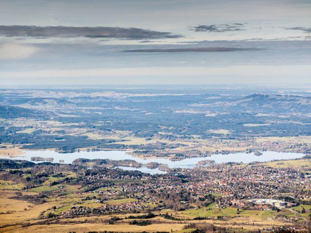 Staffelsee, Foto: Wolfgang Zwanzger / Shutterstock.com