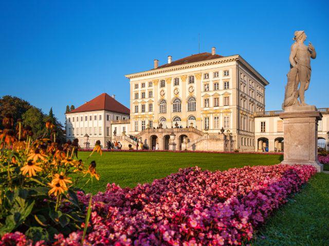 Schloss Nymphenburg in München, Foto: Samot / Shutterstock.com
