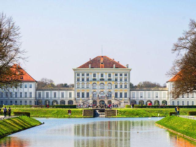 Schloss Nymphenburg, Foto: muenchen.de/Lukas Fleischmann