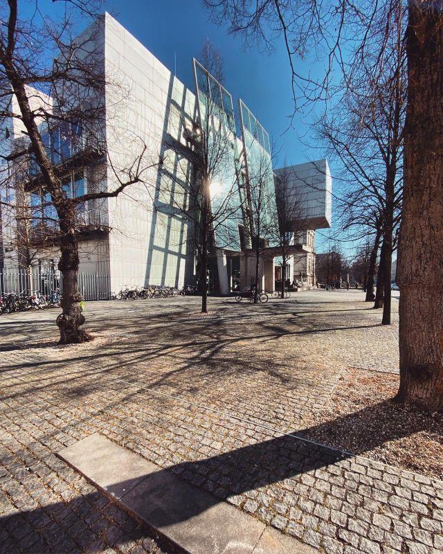 Akademie der Bildenden Künste im Frühling, Foto: Anette Göttlicher