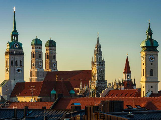 Türme der Innenstadt, Foto: München Tourismus/Jörg Lutz