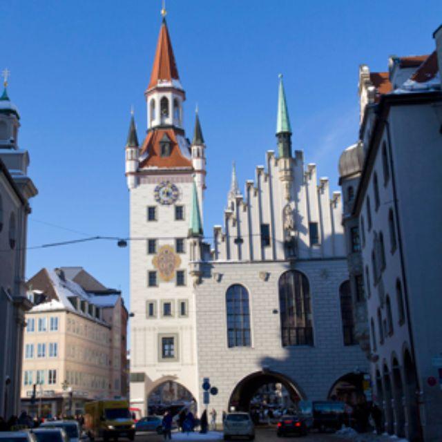 Altes Rathaus München, Foto: Katy Spichal