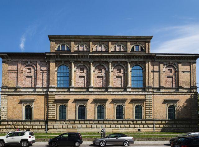 Alte Pinakothek, Foto: muenchen.de/Katy Spichal