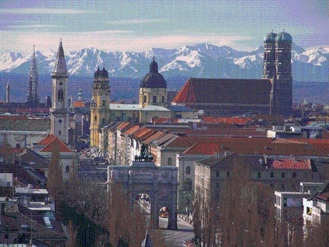 Highlight Touren München, Foto: München Tourismusamt