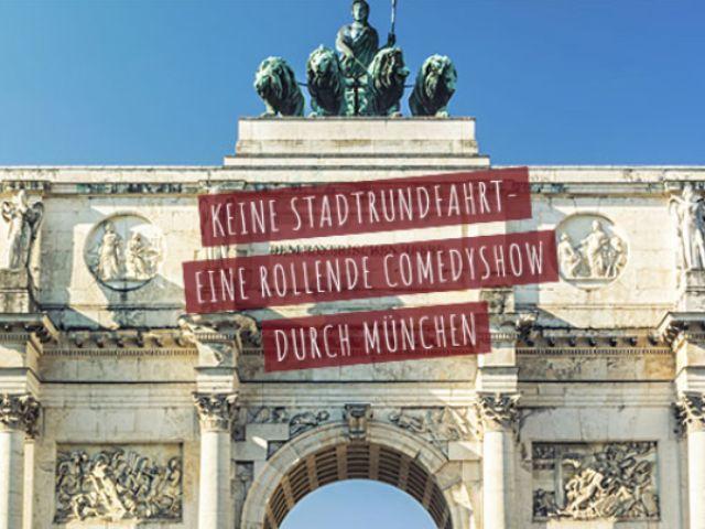 , Foto: ComedyTour München