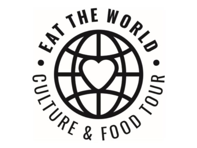 Eat the world Logo