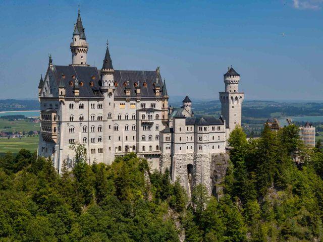 Schloss Neuschwanstein, Foto: Autobus Oberbayern