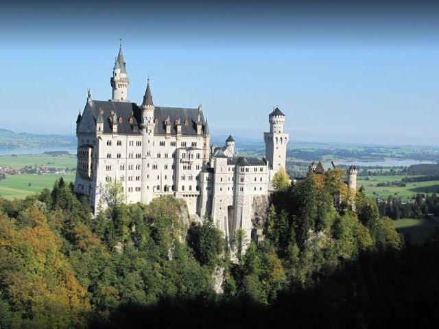 Schloss Neuschwanstein, Foto: Johns Bavarian Tours Munich