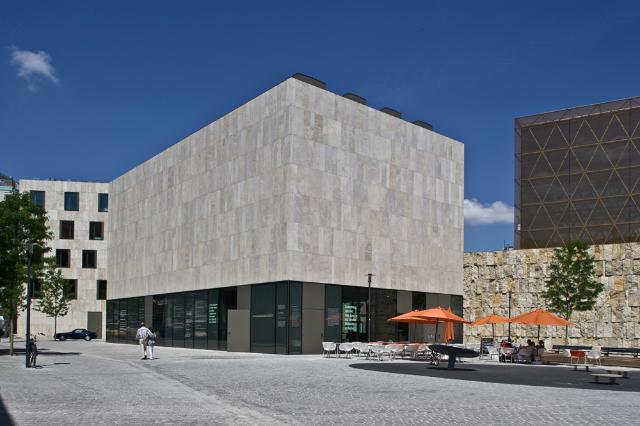 Jüdisches Museum München, Foto: Franz Kimmel