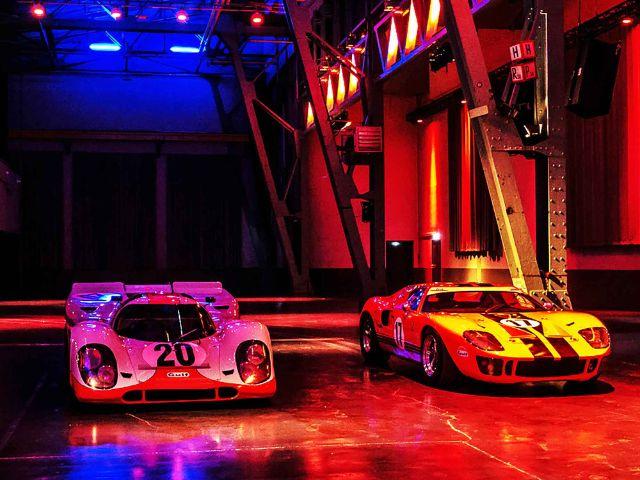 Autos im Scheinwerferlicht: Event im Kesselhaus, Foto: MOTORWORLD München
