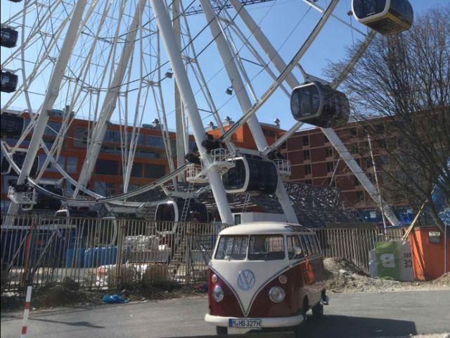 , Foto: Münchner Bulli Tours