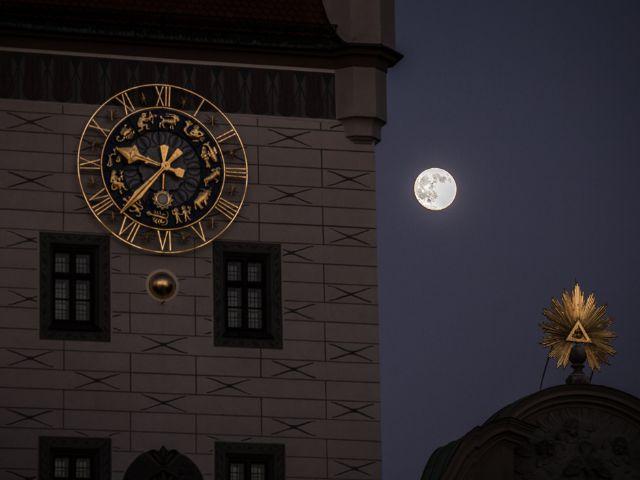 Vollmond, Foto: Die Stadtspürer