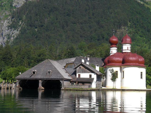 St. Bartholomä am Königssee, Foto: Tourist-Information Schönau a. Königssee