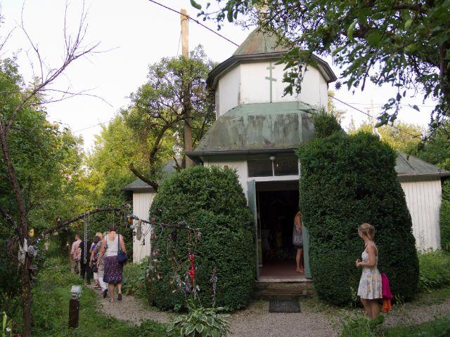 Ost-West-Friedenskirche, Foto: Katy Spichal