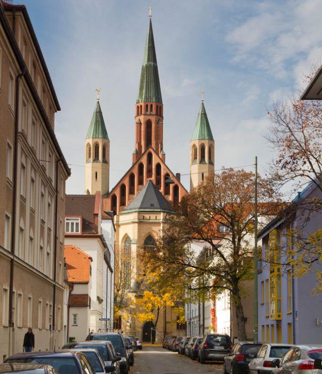 Sankt Johann Baptist , Foto: Katy Spichal
