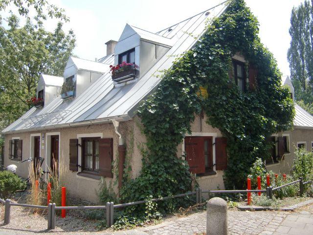 Das Üblacker Häusl in Haidhausen, Foto: Ingo Glass